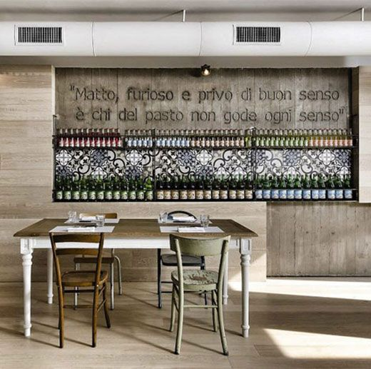 pizzeria design interior | ... | Interior Design Ideas, Modern ...