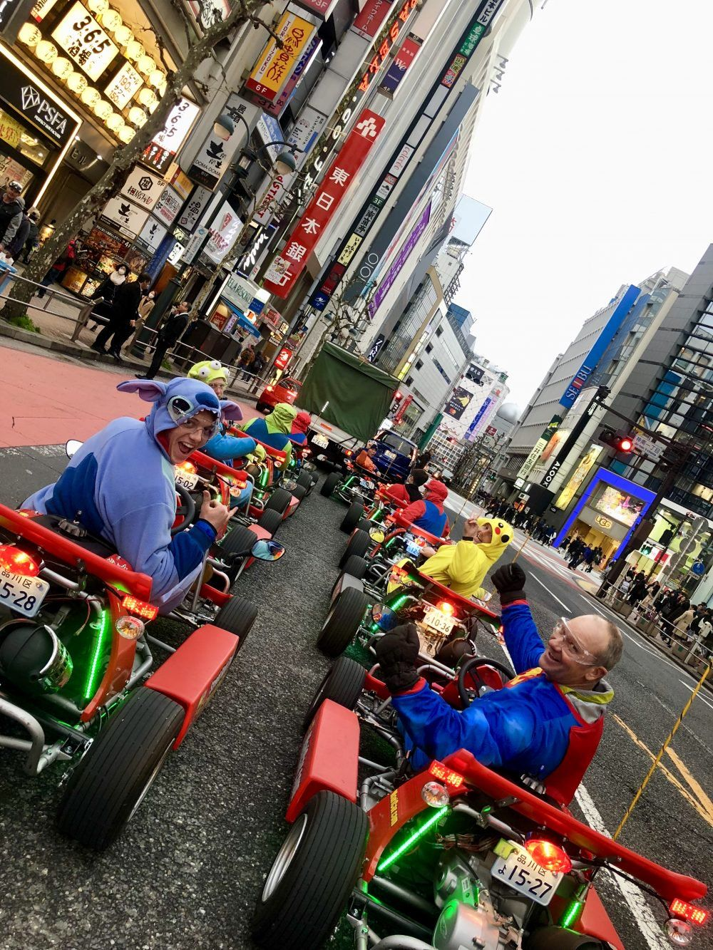 Experience Real Life Mario Kart Racing On The Streets Of