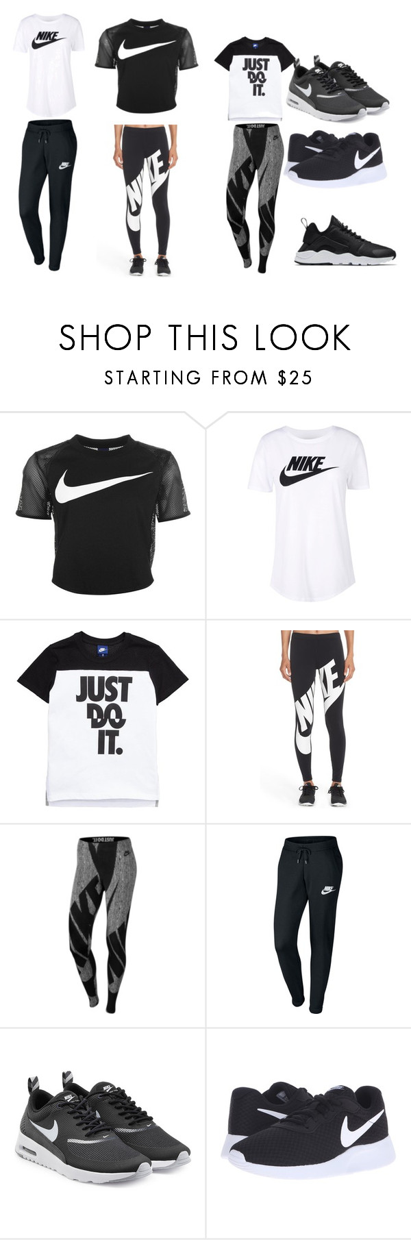 """like it 😈"" by alyssagrimaldocollins1984 ❤ liked on Polyvore featuring NIKE and likeit"