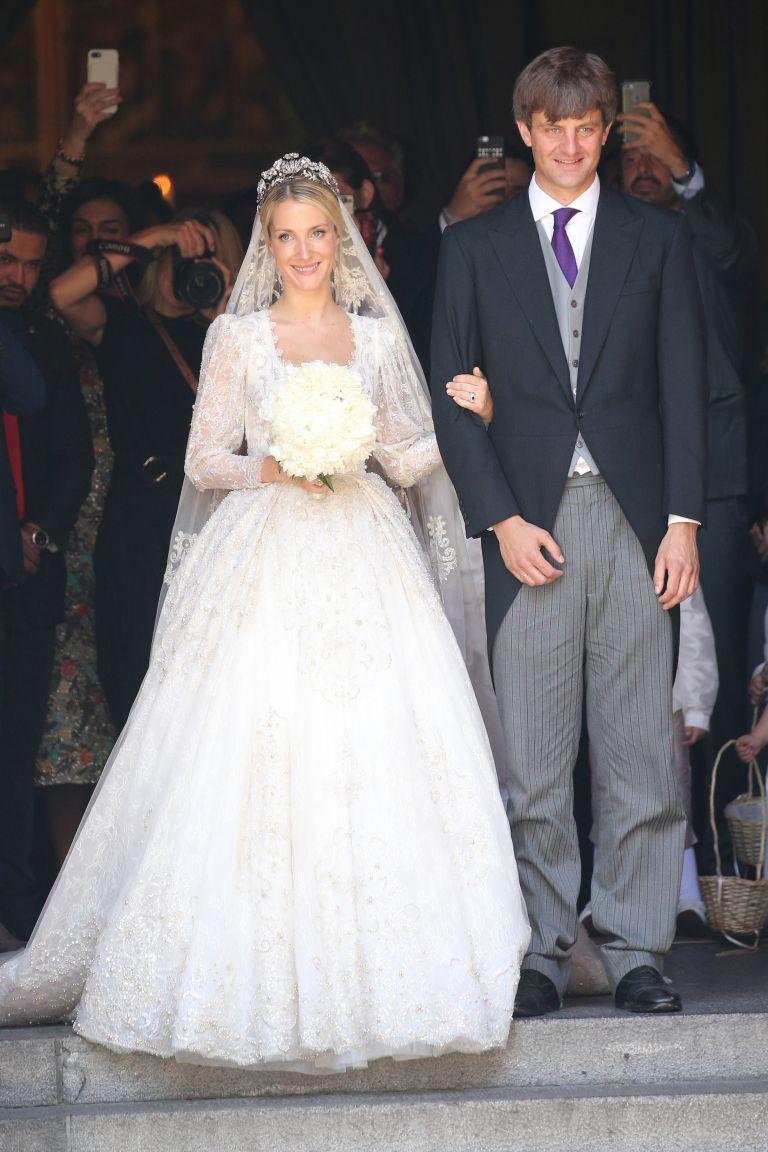 German Royal Wedding Drama Is The Juiciest Royal Wedding Drama Royal Wedding Gowns Royal Wedding Dress Royal Brides [ 1152 x 768 Pixel ]
