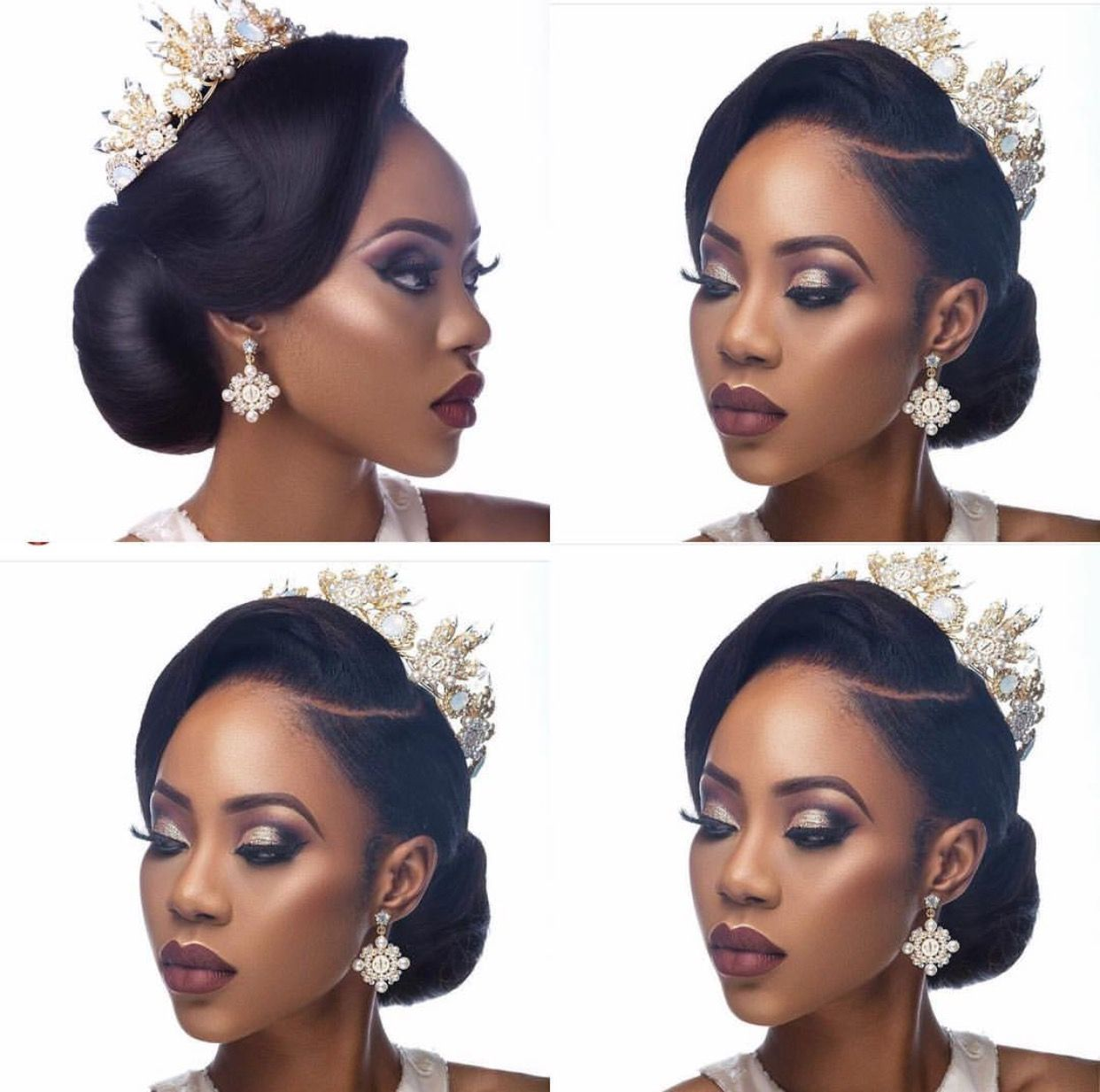 Pin by samiya aseyr on hairstyle pinterest updos african