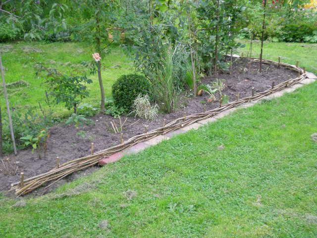 beeteinfassung holz selber machen – bankroute, Garten und bauen