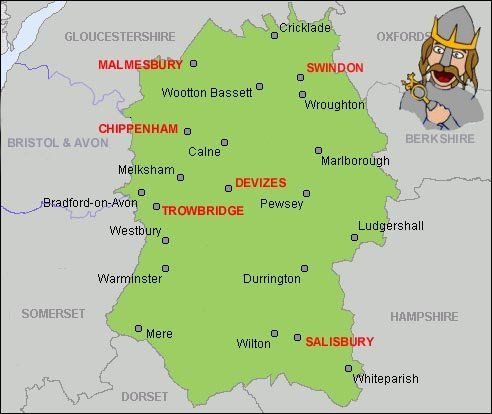 map of wiltshire and hampshire Wiltshire Map England Map Wiltshire My Travel Map map of wiltshire and hampshire