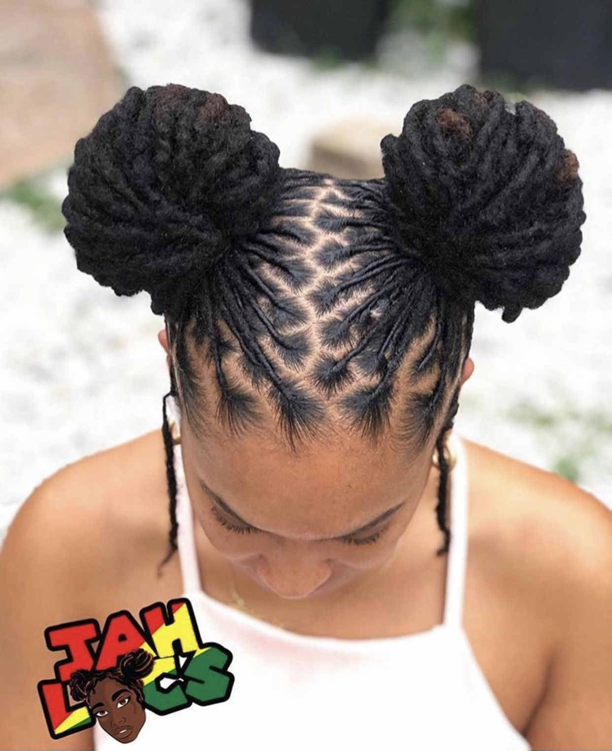 Check Out Simonelovee Short Locs Hairstyles Locs Hairstyles Dreadlock Hairstyles Black