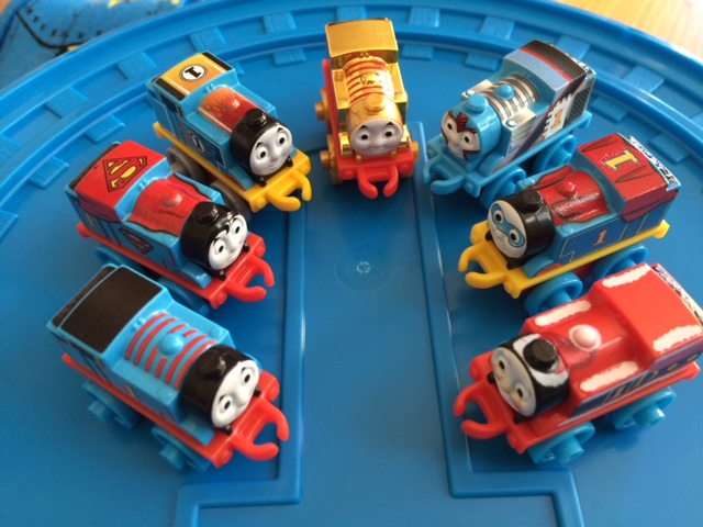 Thomas Friends Minis For Moms Part 5 Codes Checklist Thomas