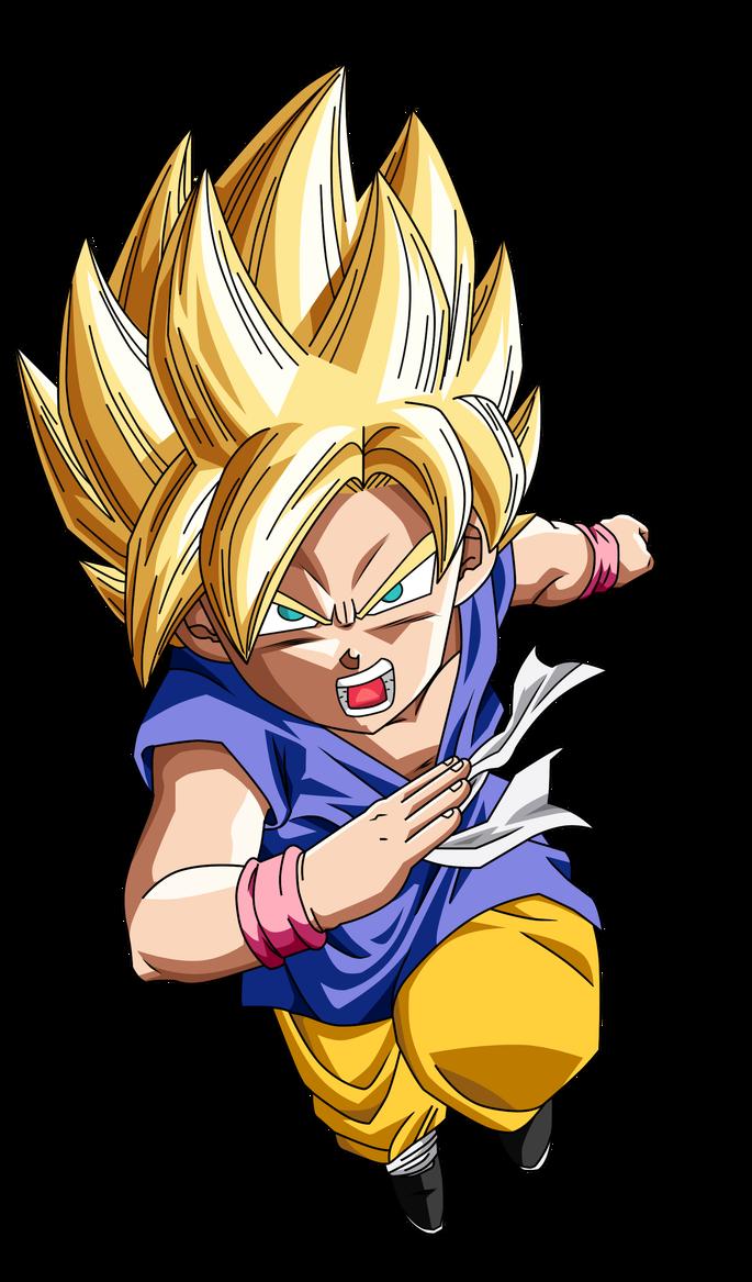 Goku Gt Ssj By Jeanpaul007 Anime Dragon Ball Super Dragon Ball Image Dragon Ball Z