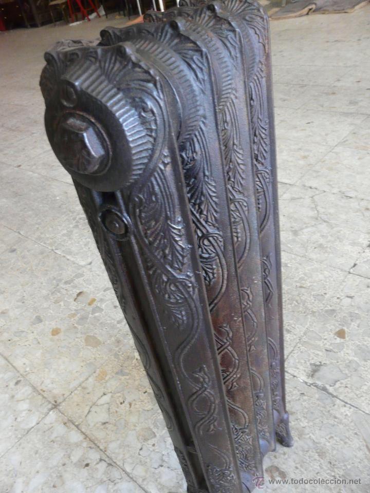 Purgar radiadores antiguos hierro excellent radiador de - Radiadores de hierro fundido ...
