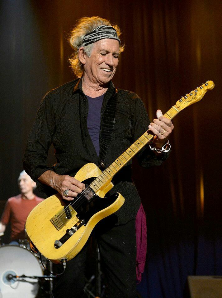 mfs-fan:    Keith Richards  #Rolling Stones #LosAngeles