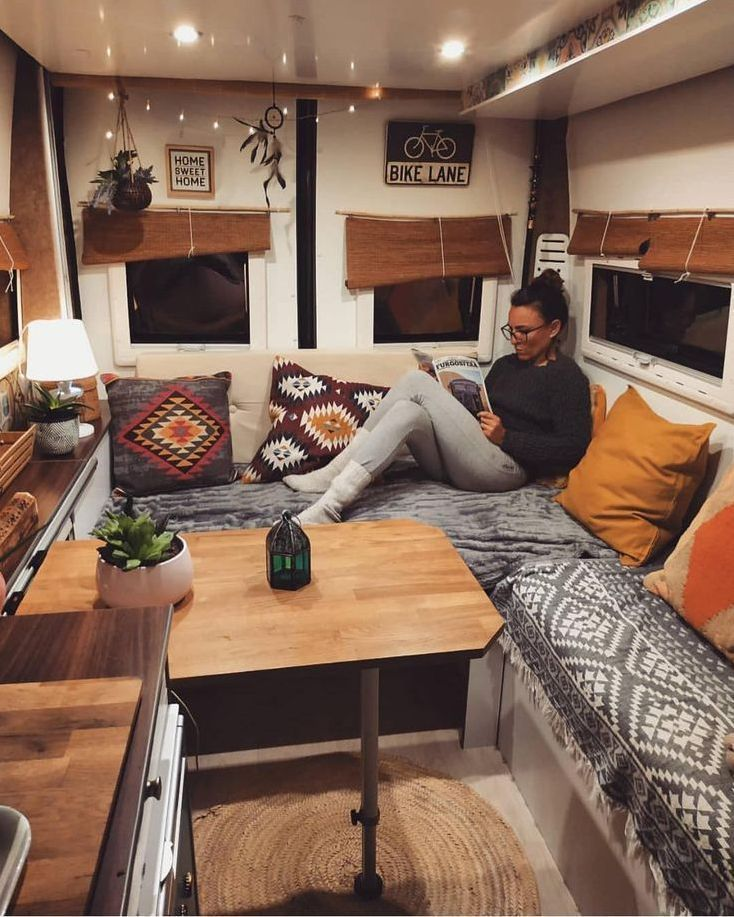 Photo of Campers interieur #campers #interieur ,  wohnmobile interieur ,  campeurs interi…