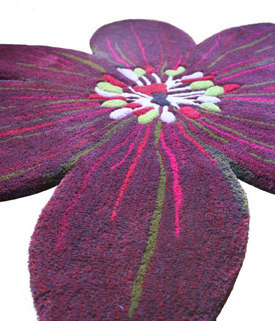 Wendy Morrison | Rug Design Co | Bloom