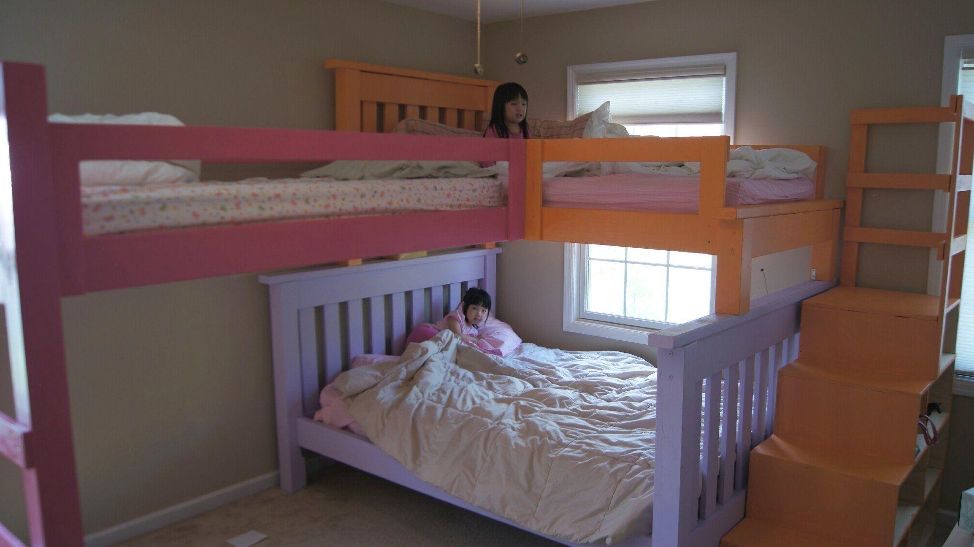 Kinderzimmer Mit Hochbett Einrichten Fur Eine Optimale