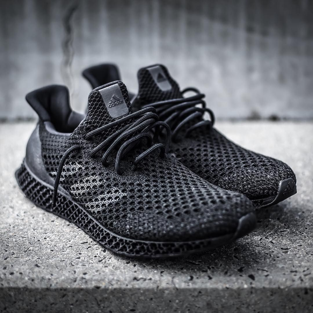 sports shoes dc013 9b8fc Adidas futurecraft all black by fe-lix ( aboyandhisdog ) on Instagram