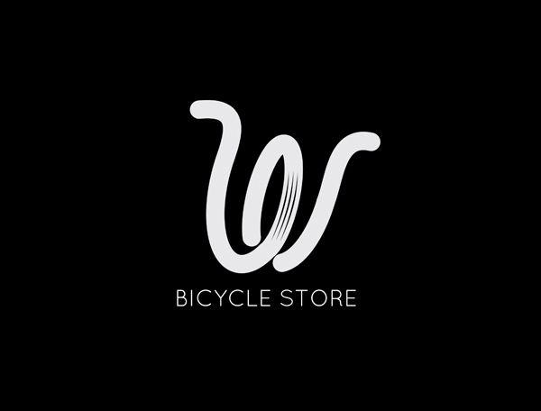 bicycle store branding logo