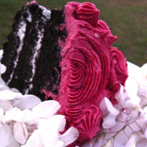 Black Velvet Cake  vegan, plantbased, earth balance, made just right