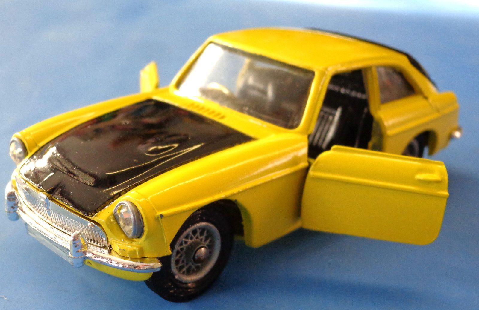 Mgc gt competition model diecast toy car by corgi mib w