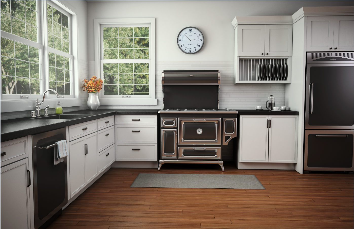 contemporary heartland kitchen featuring the heartland. Black Bedroom Furniture Sets. Home Design Ideas