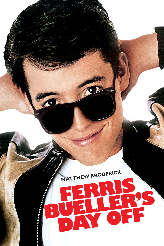 Ferris Bueller S Day Off Movie Poster Matthew Broderick Alan