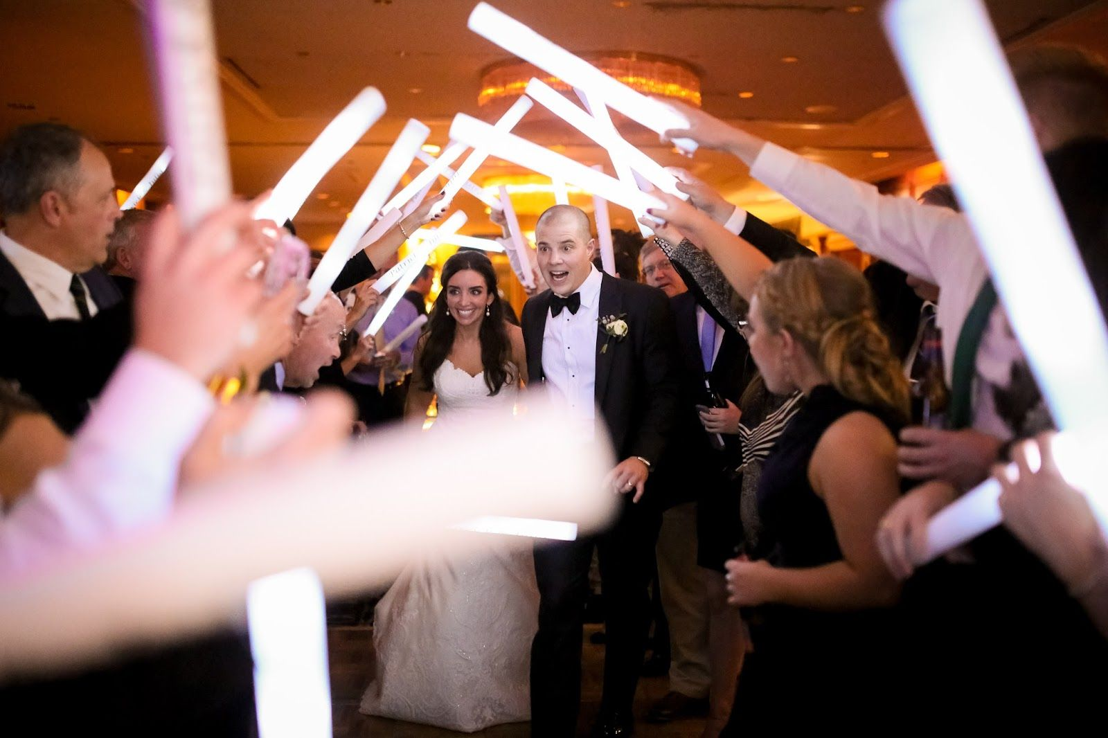 Led Foam Wands Light Sticks For The Wedding Send Off Wedding Send Off Glow Stick Wedding Wedding