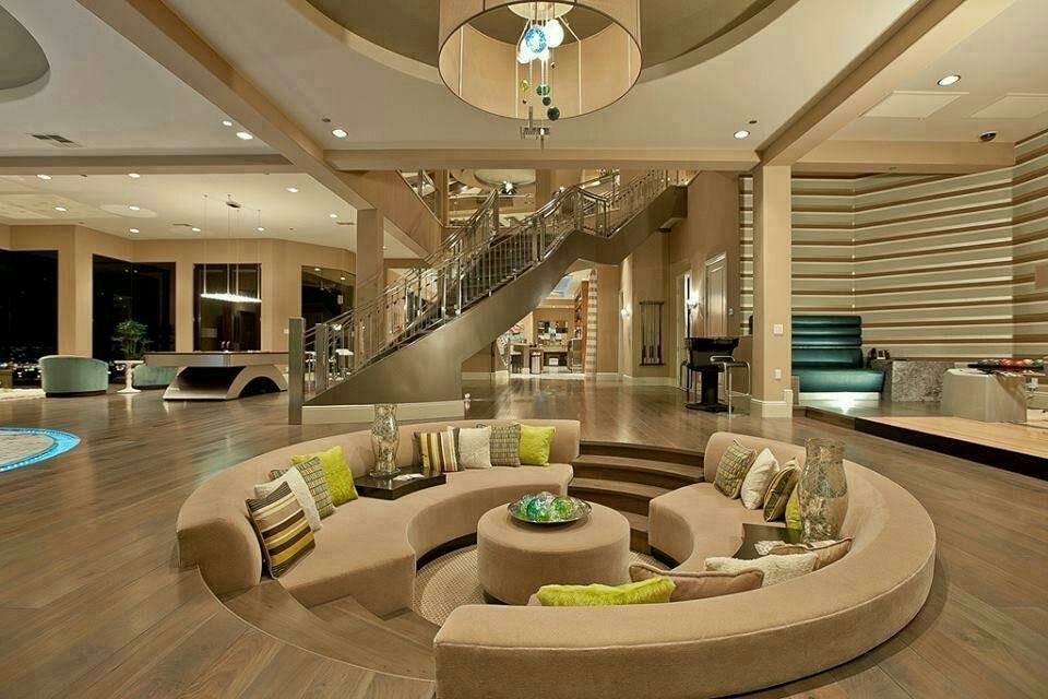 Omega S Love Yoonmin Completed Luxury Living Room Sunken