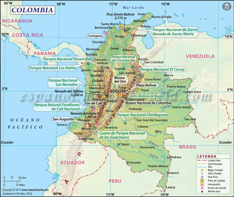 mapas blackberry colombia
