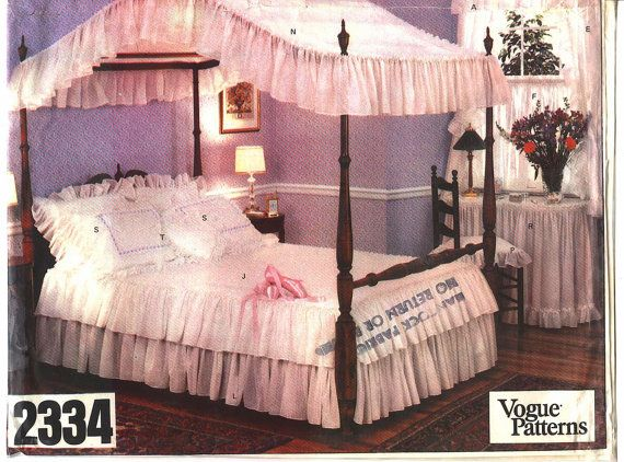 Pink Holly Hobbie Canopy Bed From The Late 70s Canopy Bedroom