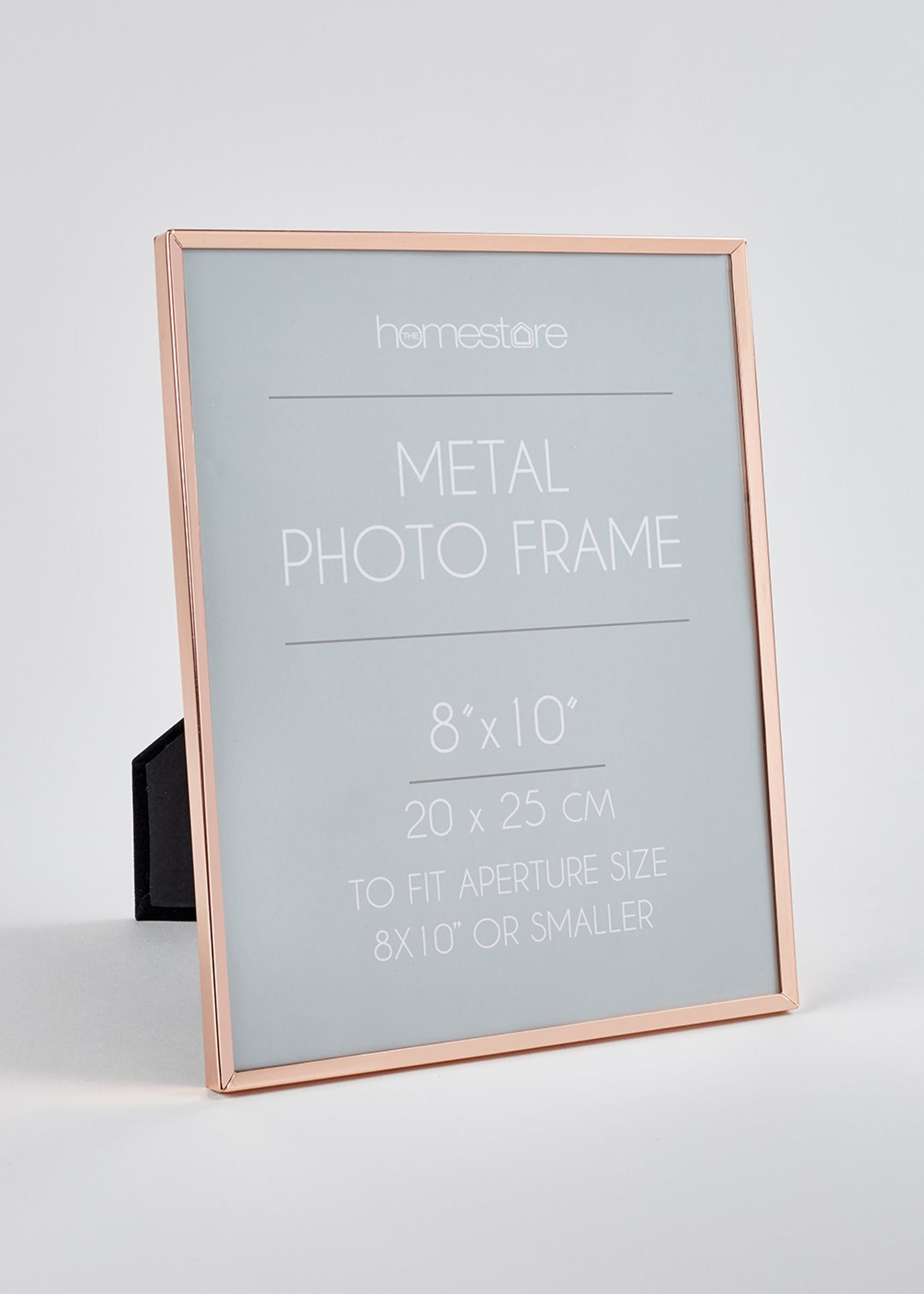 Copper Metal Photo Frame 25cm X 20cm Copper Metal Photo Frames Photo Frame Frame