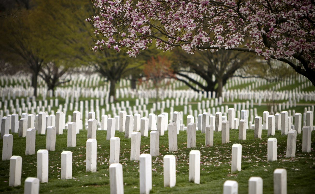 how to visit arlington cemetery