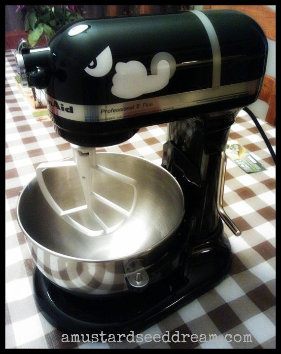 Your Place To Buy And Sell All Things Handmade Mixer Vinyl Kitchen Aid Kitchen Aid Mixer Decal