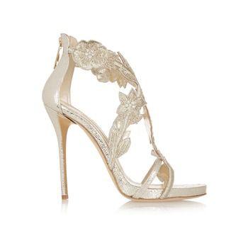 Beautiful Wedding High Heels Shoes Brautschuhe Shoes