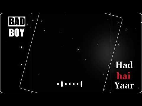 Black Screen Template Mood Feel The Music Full Screen Kinemaster Tutorials Veer Gst Vozeli Com