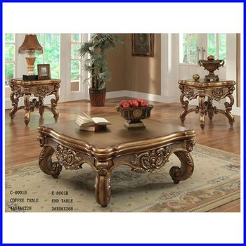 Hot Clic Mdf Italian Marble Coffee Table C 8001b Tables