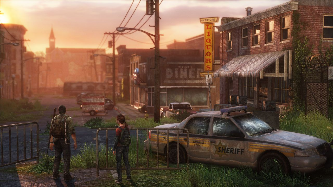 Resultado de imagen de the last of us screenshots