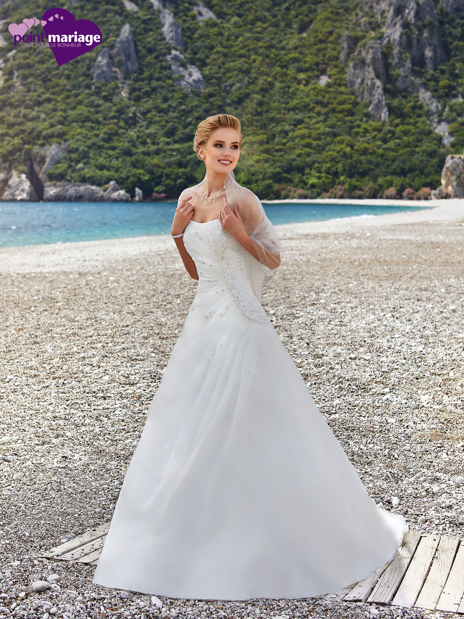 Robe Bucarest #Collection 2018 #PointMariage