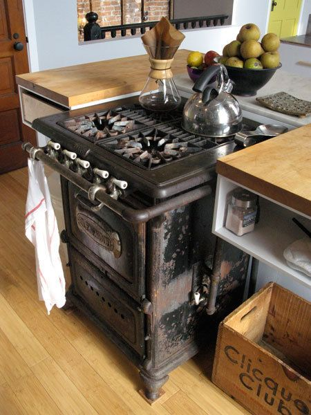 Great vintage stove