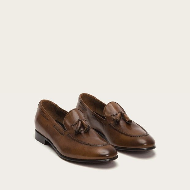 e8033549c7f  398.00 FRYE Tassel Loafer SOLD by FRYE - AIDEN TASSEL The loafer that s  all about luxury