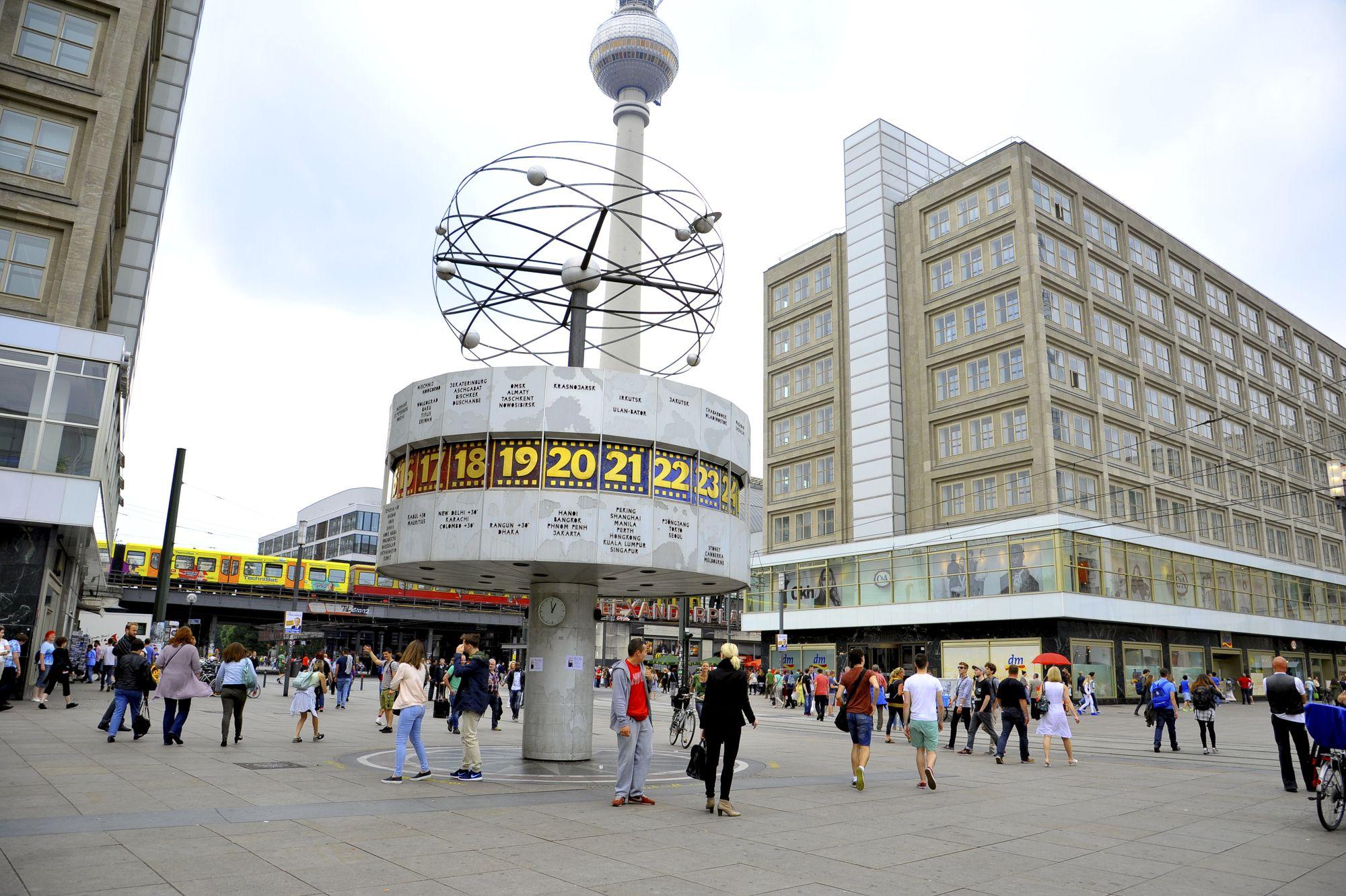 Image Result For Berlin Alexanderplatz Germany Street View Scenes