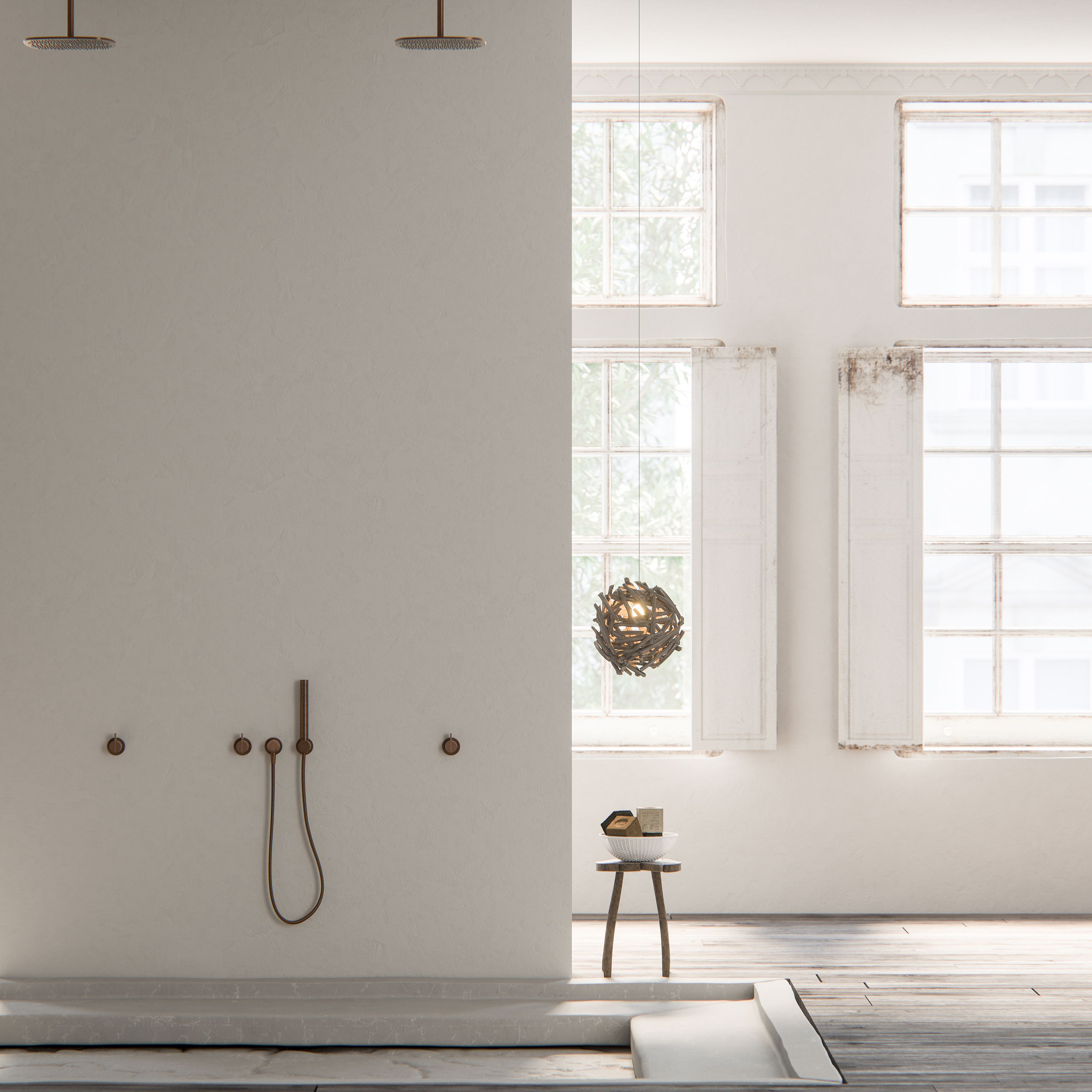Cocoon exclusive bathroom collections and design projects - Badkamer cocooning ...