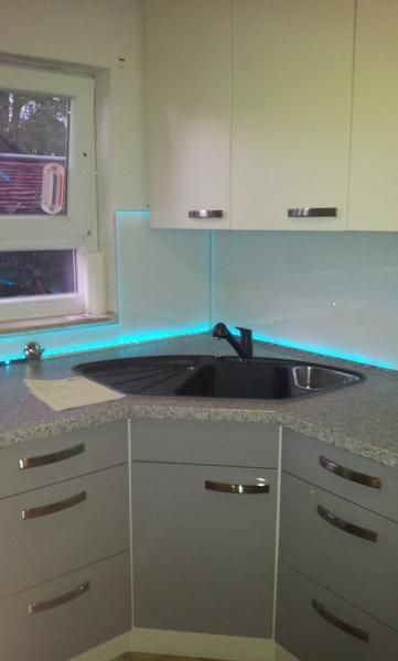 küchenrückwand glas led 314937491 | nice | pinterest ... - Küchenrückwand Glas Beleuchtet