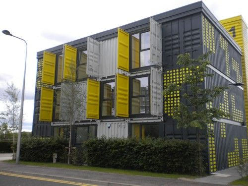 Container Building district 10 container plans - pesquisa google | homes containers