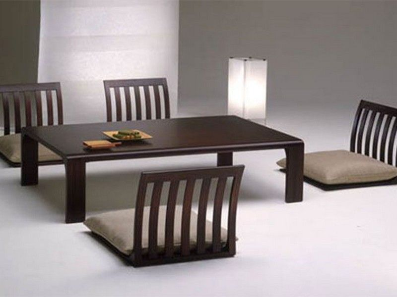 Japanese Style Dining Table Ikea Minimalist Dining Room