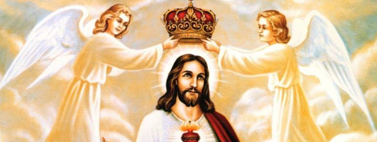 Descubre El Origen Y El Sentido De La Fiesta De Cristo Rey Dias Festivos En Mexico Fiesta De Cristo Rey Cristo Cristianos
