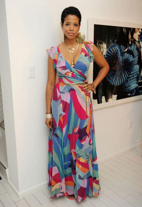 I love that dress.