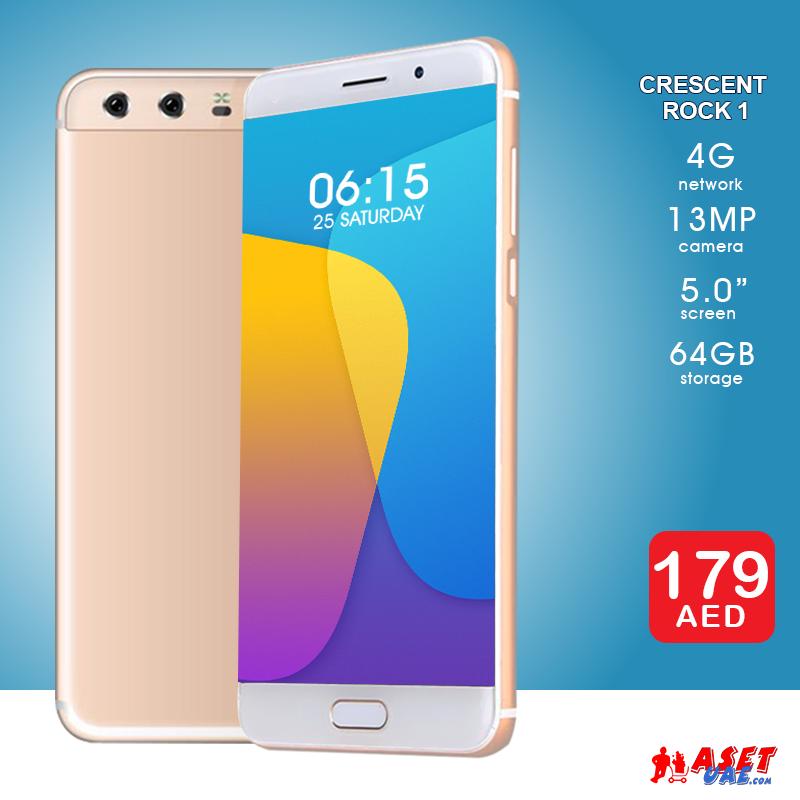 Buy Crescent Rock 1 4G Smartphone at Best Price in Dubai & UAE in