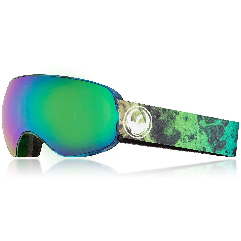 Specs Frame, Mirrored Sunglasses, Dragon
