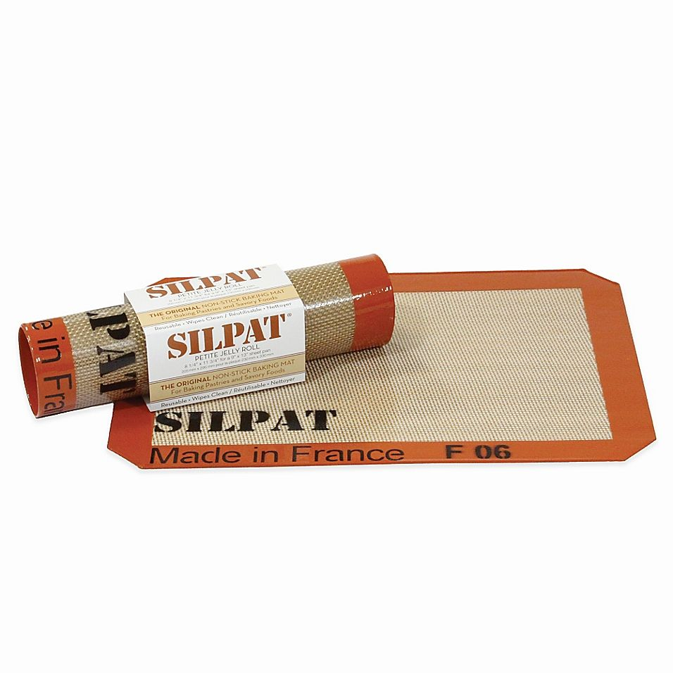Silpat Nonstick 8 1 4 X 11 3 4 Silicone Baking Mat In 2020