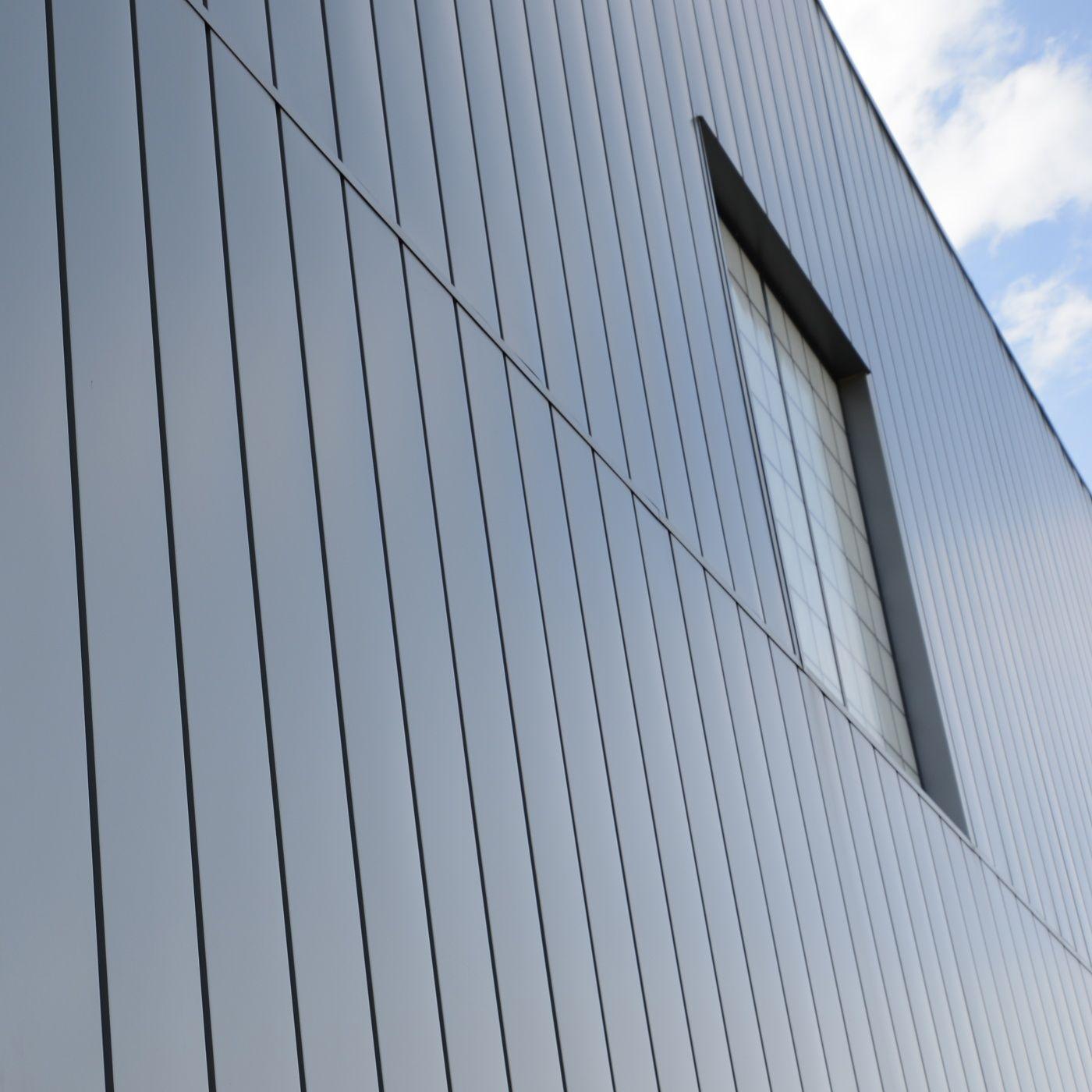 Vertical Flat Metal Wall Panel Metal Siding Exterior Wall Panels Metal Wall Panel