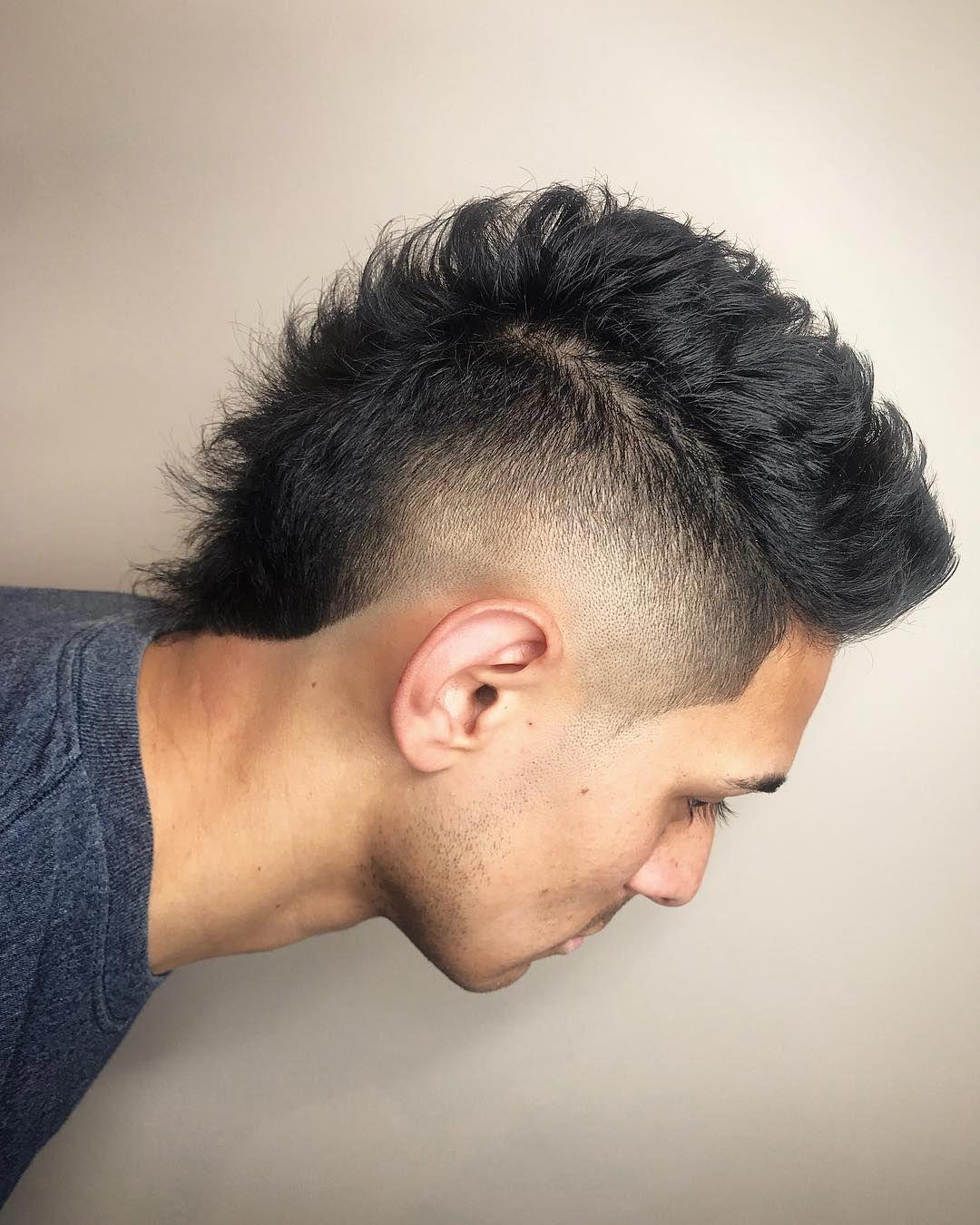 21 Cortes de cabello de mohicano