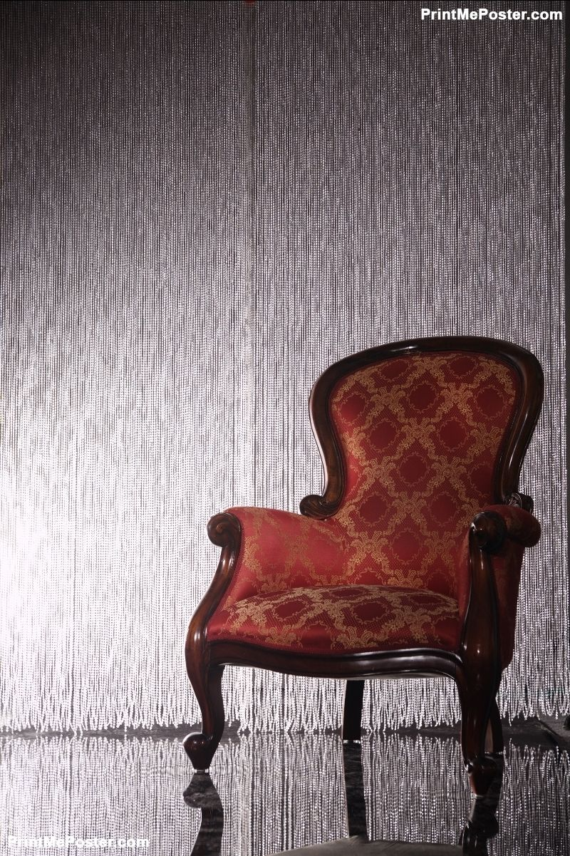 Stylish Chair On The Beautifull Background Poster Id F14030653 Stylish Chairs Studio Chairs Chair