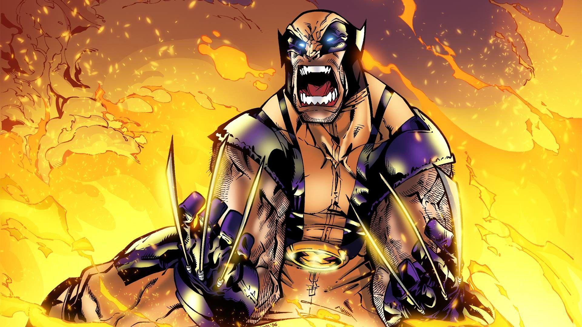 67d87080413 Wolverine Comic Wallpaper 1920x1080 photos   Marvel   Wolverine ...
