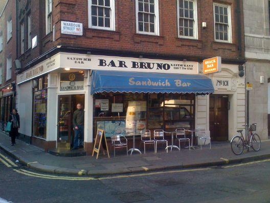 Bar Bruno Cafe - last of a kind